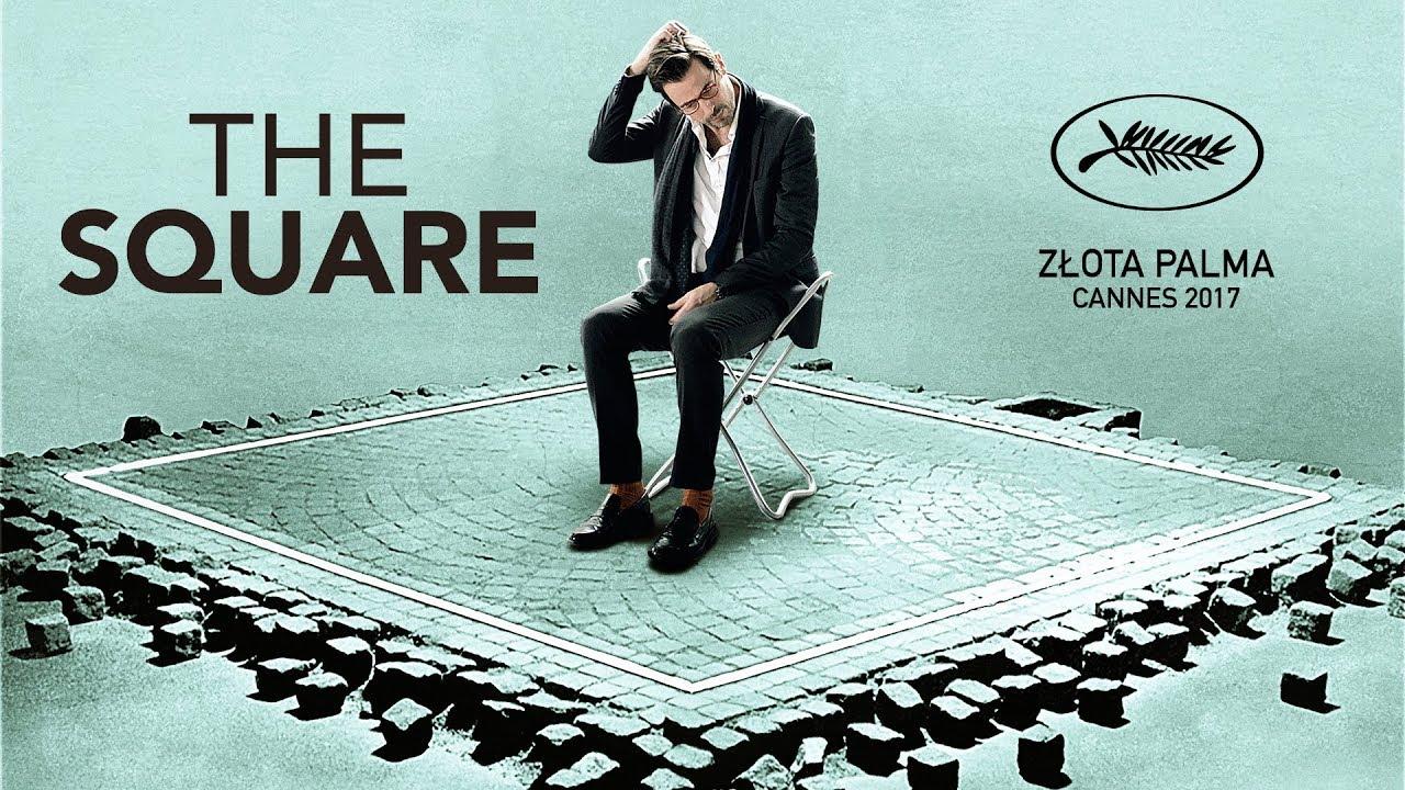 The Square (reż. Ruben Östlund) — To nie jest śmieszny film