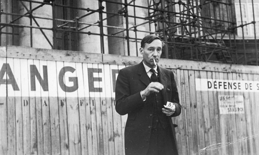 William S Burroughs