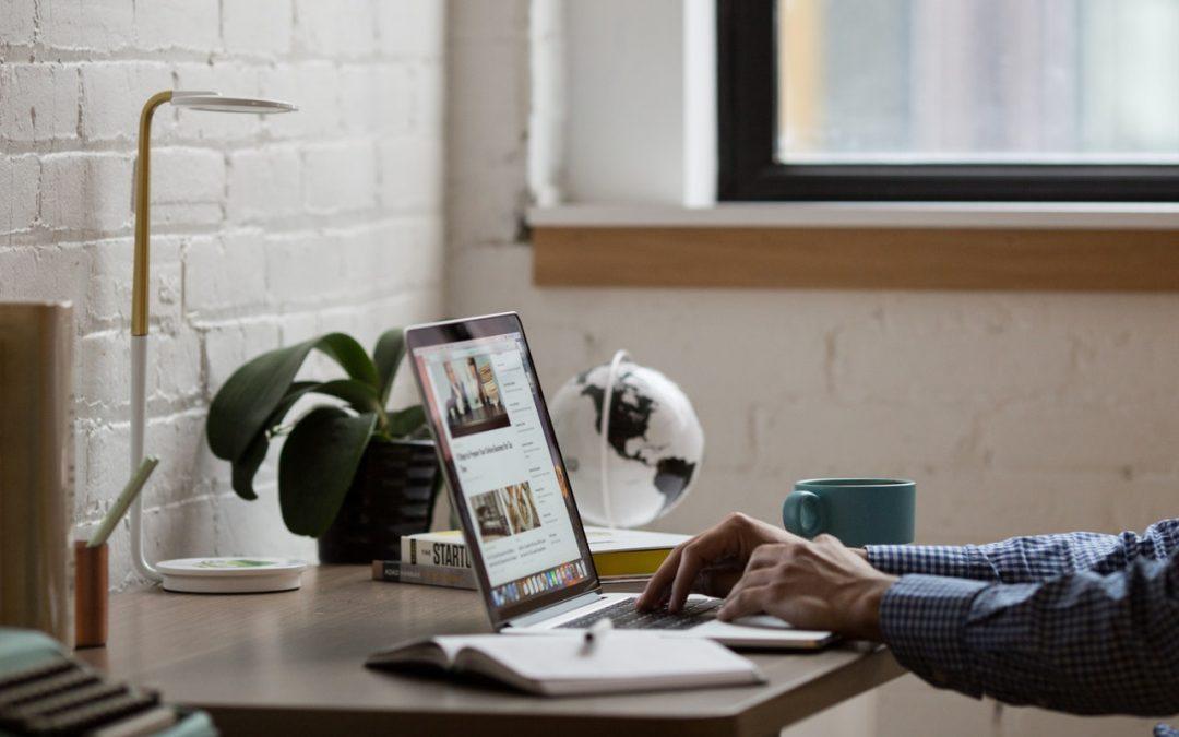 Dlaczego pisarz powinien mieć swoją stronę internetową?
