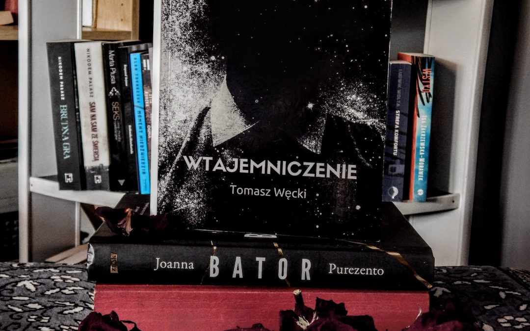 Tomasz Węcki – Wtajemniczenie