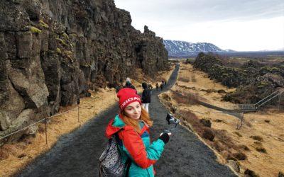 Islandia Południowa (Suðurland). Złoty Krąg