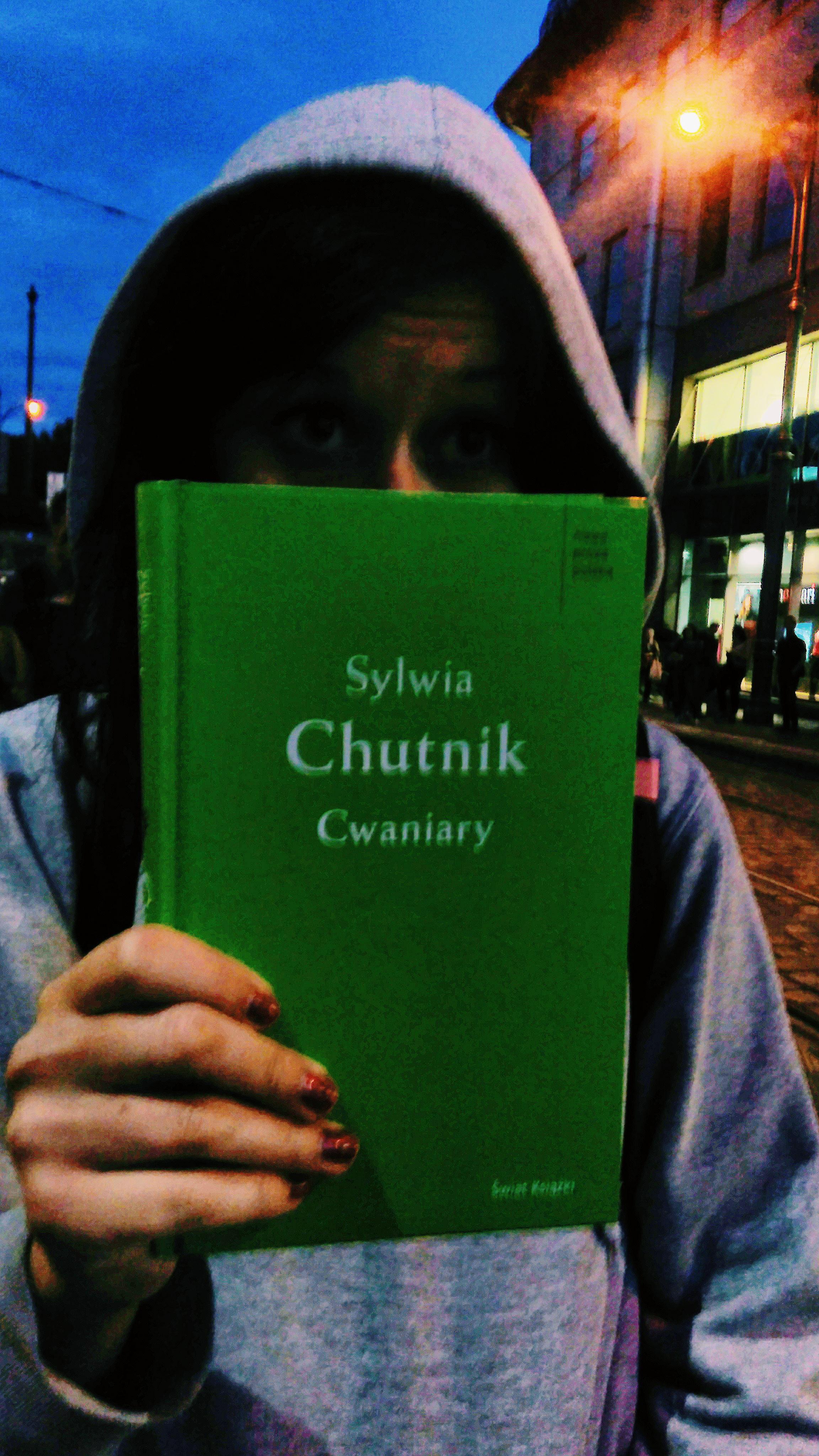 Sylwia Chutnik — Cwaniary