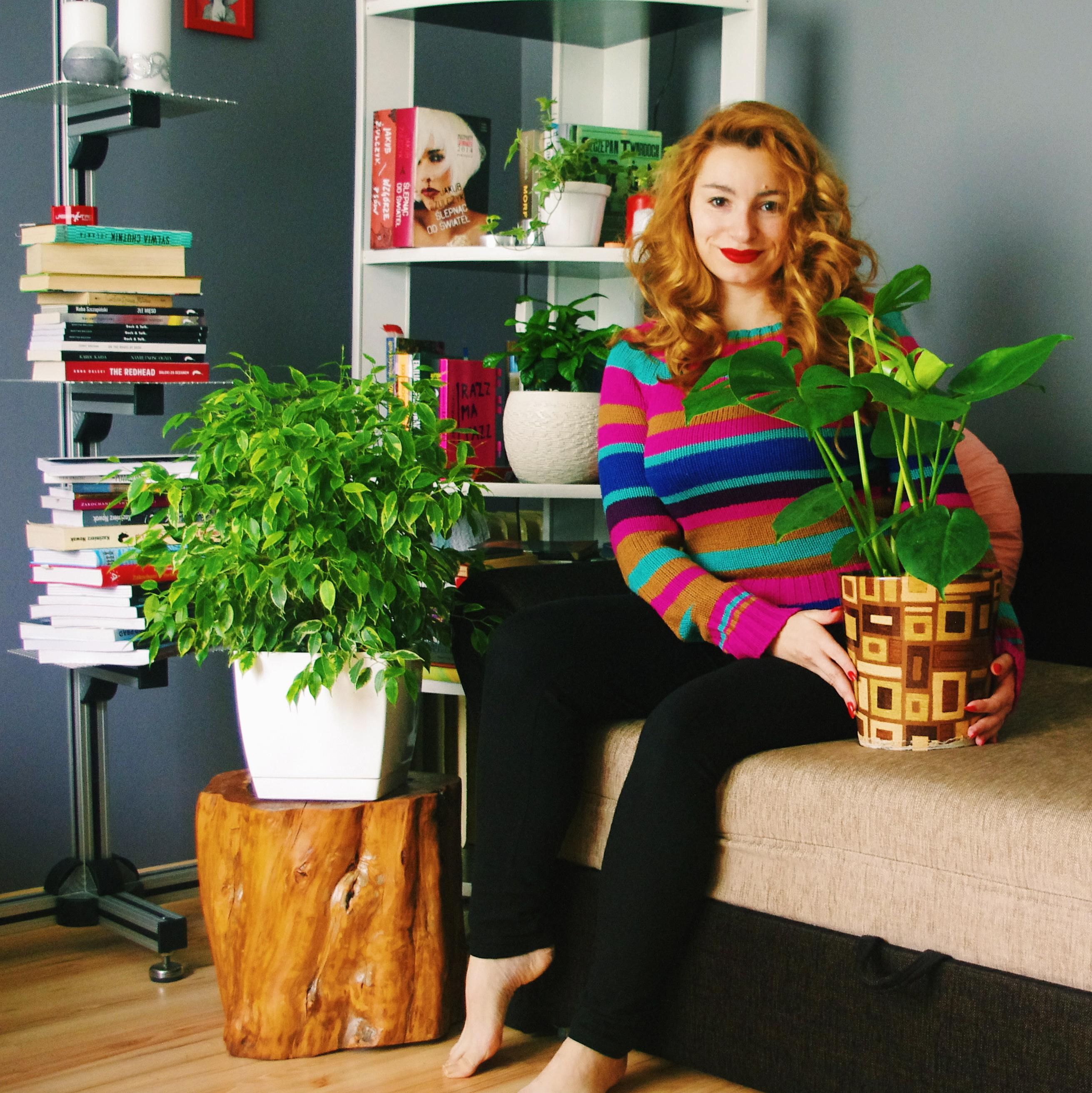 Zostałam wyznawczynią roślin doniczkowych, czyli o co chodzi z urban jungle?