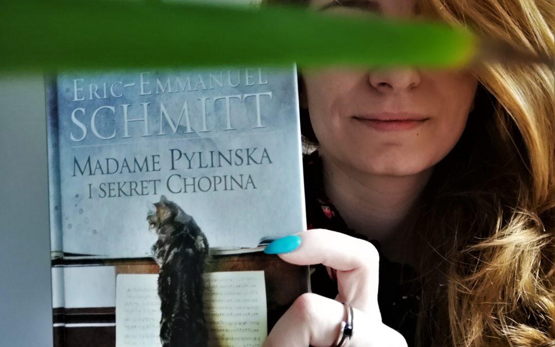 Eric-Emmanuel Schmitt – Madame Pylinska i sekret Chopina