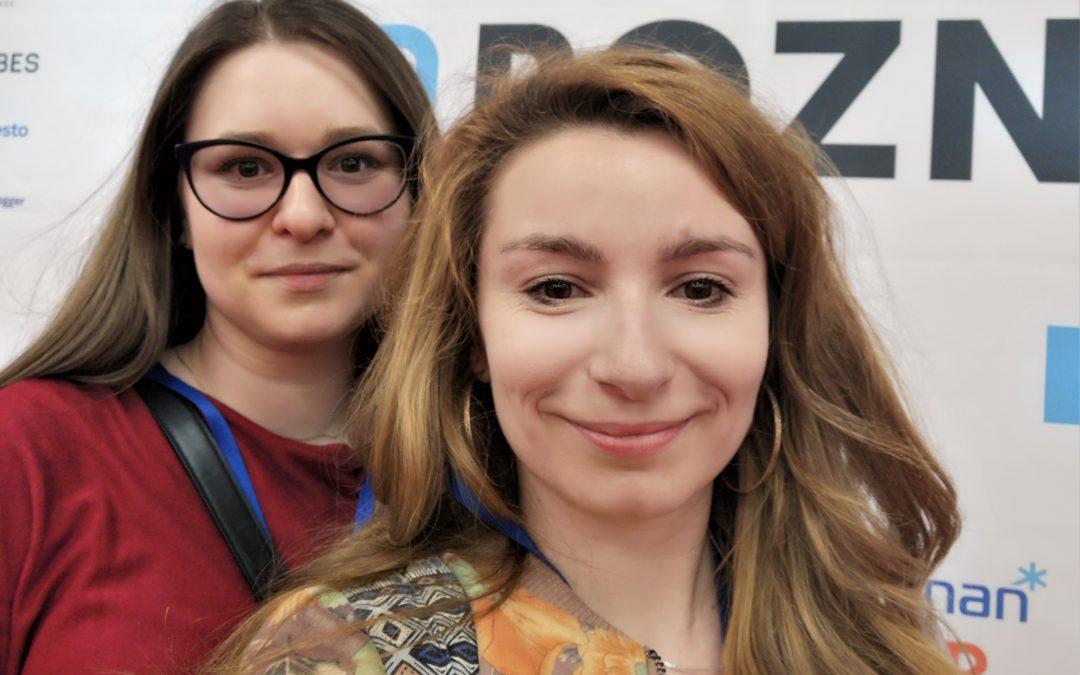 Emilia Nowak Weronika Henicz Influencer Live Poznań 2019