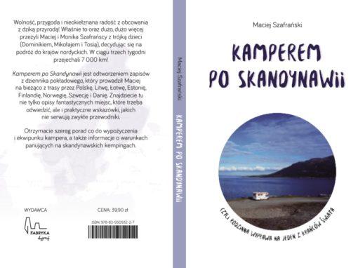 Kamperem po Skandynawii, czyli rodzinna eskapada na jeden z krańców świata