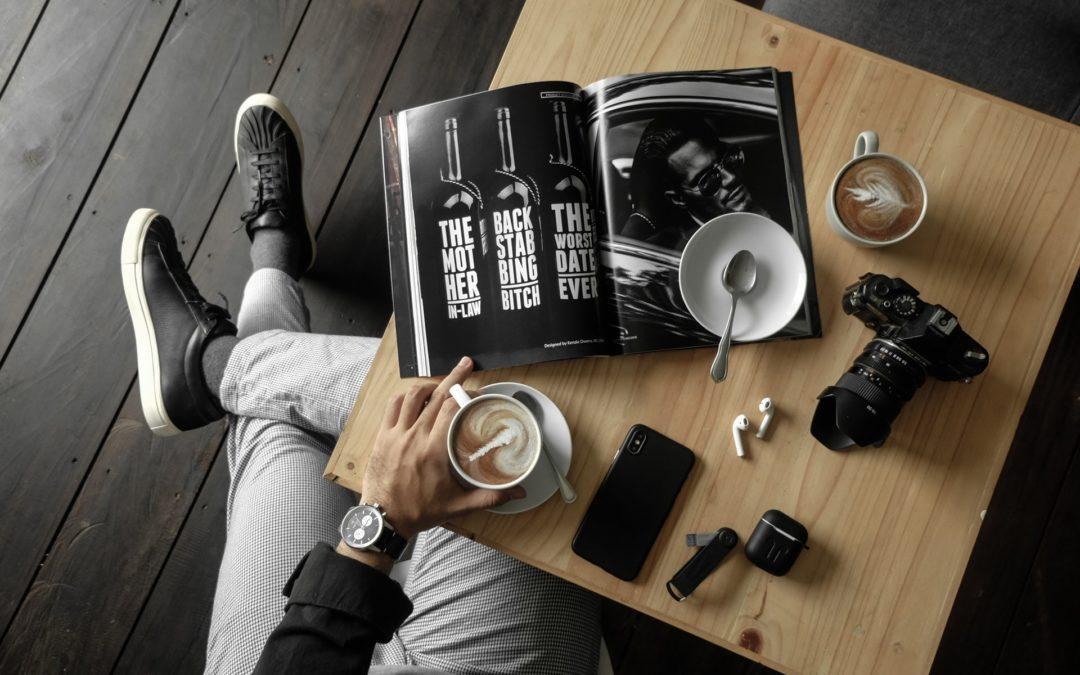 Jak promować książkę w social media? Facebook, Instagram, Pinterest
