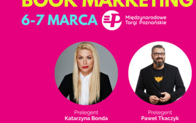 Konferencja Book Marketing 2020. Relacja