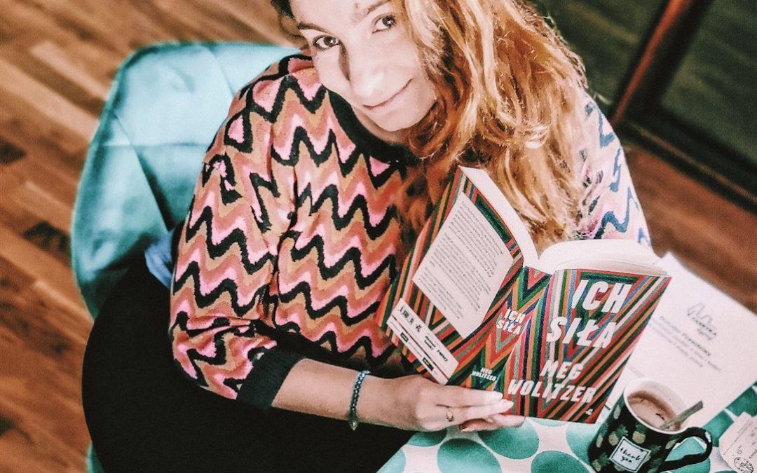 Ich siła Meg Wolitzer recenzja blog