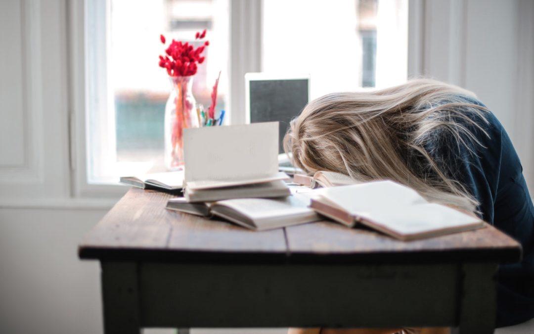 Kiedy dać sobie spokój z pisaniem?